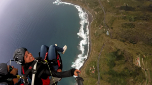 Fly Paragliding Tenerife Paragliding Tour
