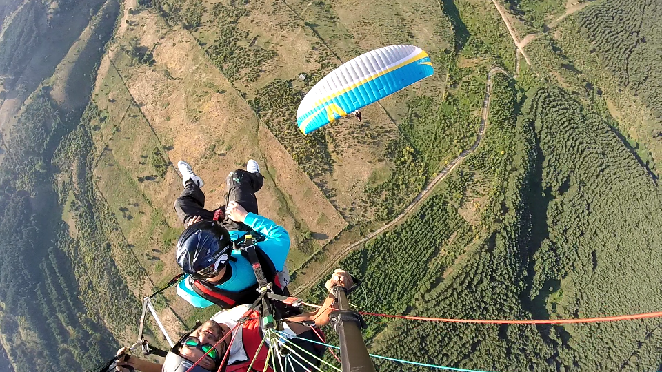 Fly Paragliding Tenerife, Paragliding Tour Tenerife
