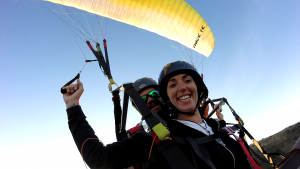 Fly Paragliding Tenerife, Learn to fly paragliding tenerife. Paragliding School Tenerife