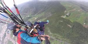 Fly Paragliding Tenerife, Paragliding Tour, La Corona Tenerife