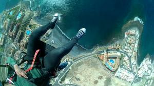 Fly Paragliding Tenerife, PAragliding Safari Tenerife. Paragliding School Tenerife.